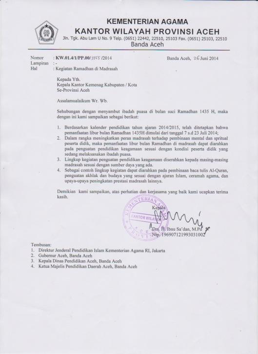 20140626 Pemanfaatan Ramadhan