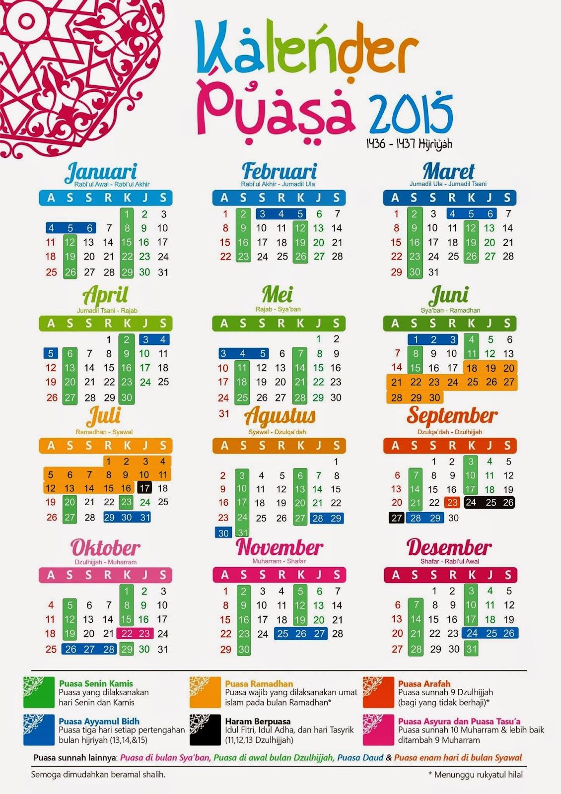 Kalender Pendidikan Tapel 2015 2016 Seksi Pendidikan